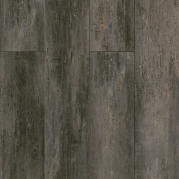 Armstrong LUXE with Rigid Core Concrete Structures - Gotham City Luxury Vinyl Tile