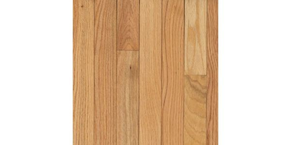 Armstrong Waltham Strip Red Oak Natural Hardwood Flooring