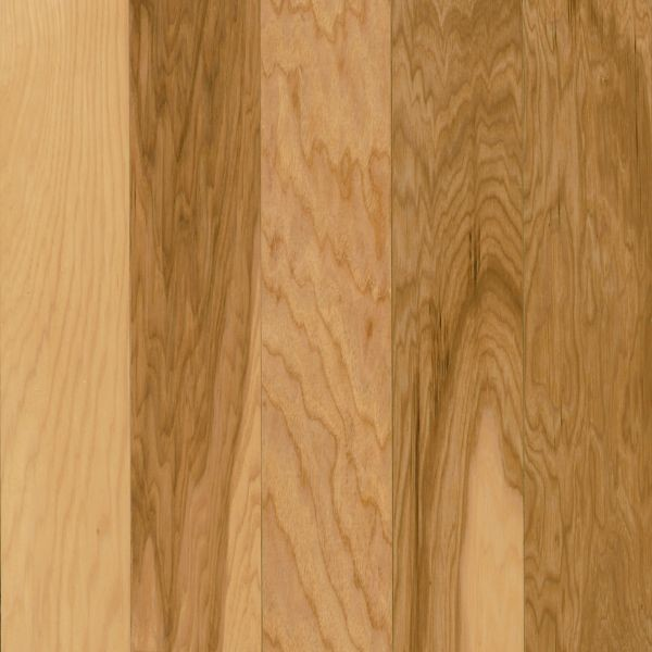 "Armstrong Prime Harvest Hickory Solid Hickory - Country Natural Hardwood Flooring - 3/4"" x 3 1/4"""