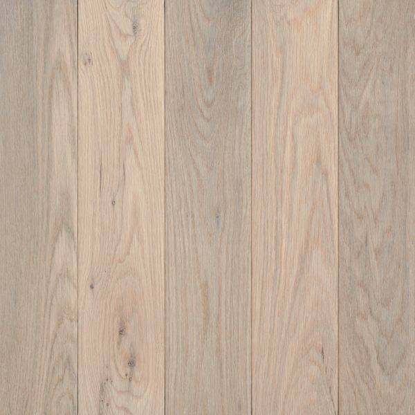 "Armstrong Prime Harvest Oak Solid White Oak - Mystic Taupe Hardwood Flooring - 3/4"" x 2 1/4"" - Low Gloss"
