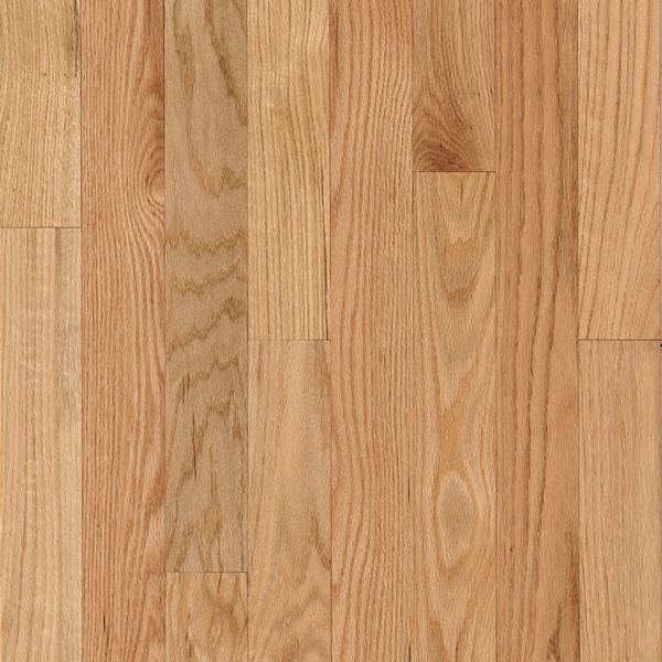 "Armstrong Waltham Strip Red Oak - Country Natural Hardwood Flooring - 3/4"" x 2 1/4"""