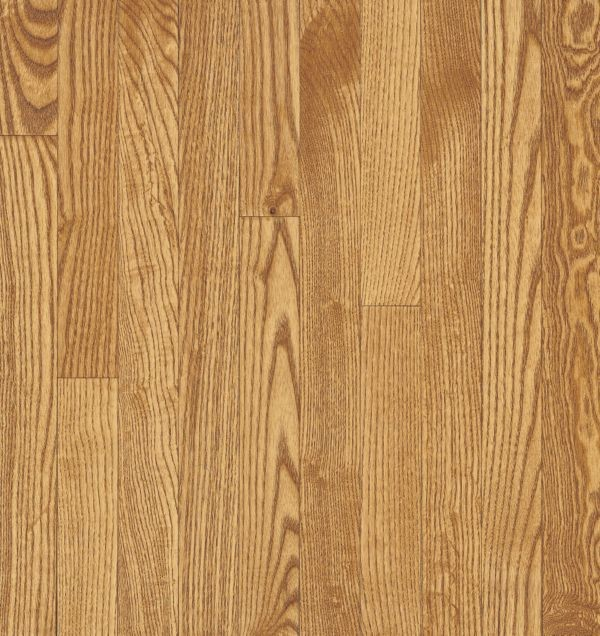 "Armstrong Westchester Strip White Oak - Seashell Hardwood Flooring - 3/4"" x 2 1/4"""