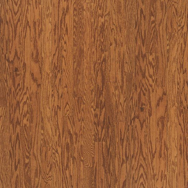 "Armstrong Turlington Lock&Fold Oak - Gunstock Hardwood Flooring - 3/8"" x 3"""