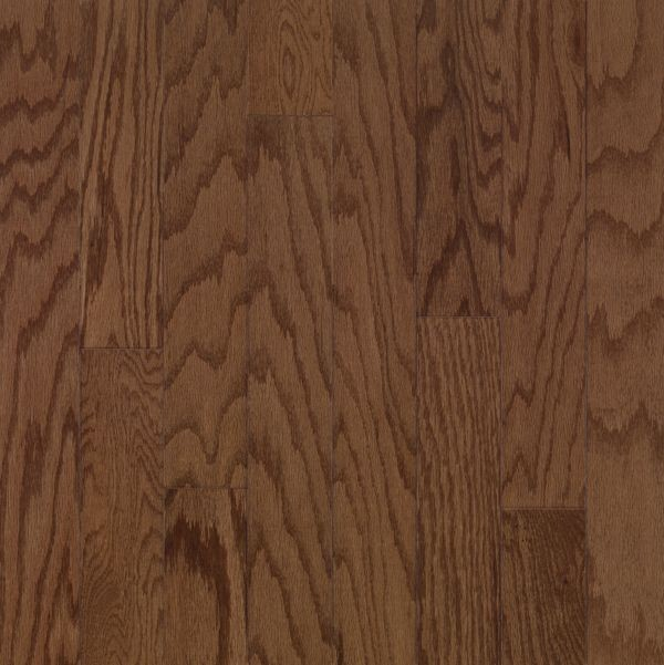 "Armstrong Turlington Lock&Fold Oak - Saddle Hardwood Flooring - 3/8"" x 5"""