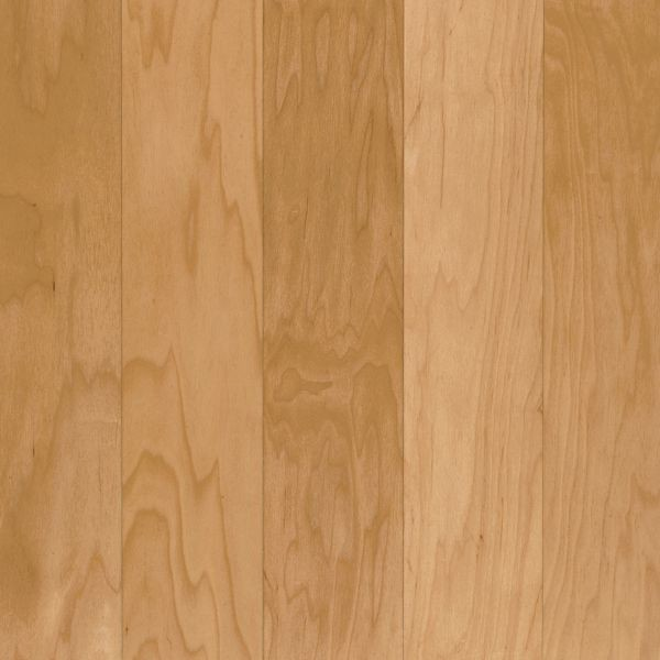 "Armstrong Performance Plus Maple - Natural Hardwood Flooring - 3/8"" x 5"""
