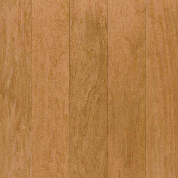 "Armstrong Performance Plus Maple - Tanned Brown Hardwood Flooring - 3/8"" x 5"""