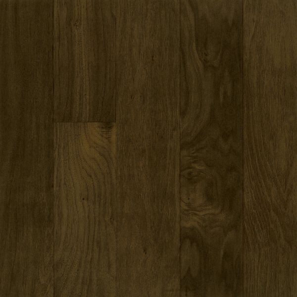 "Armstrong Performance Plus Walnut - Deep Twilight Hardwood Flooring - 3/8"" x 5"""