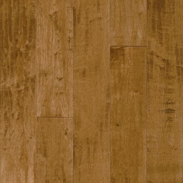 "Armstrong American Scrape Hardwood Maple - Gold Rush Hardwood Flooring - 3/4"" x 5"""
