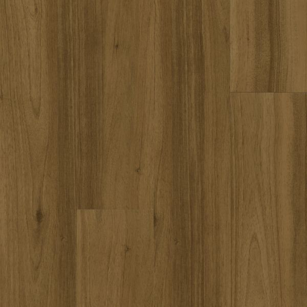 Armstrong Vivero Good West Side Walnut - Underground Brown Luxury Vinyl Tile