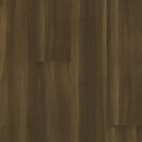Armstrong Vivero Good West Side Walnut - Bistro Brown Luxury Vinyl Tile