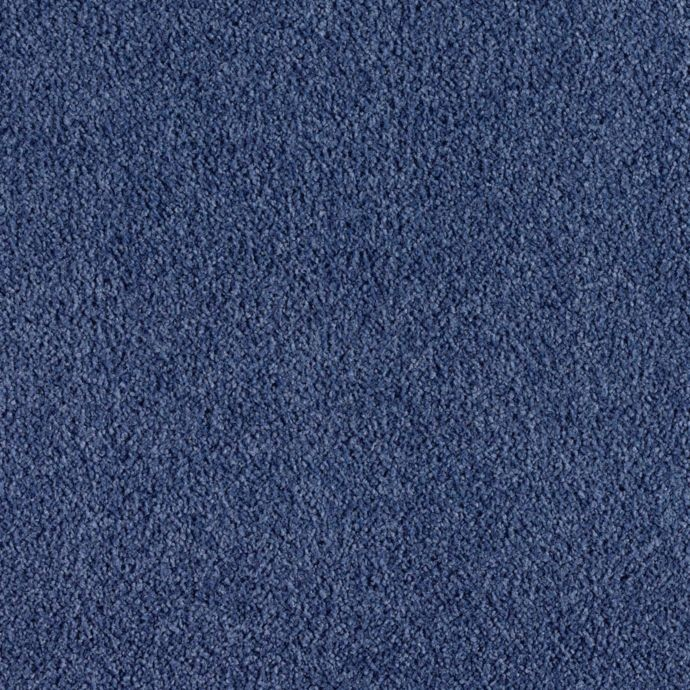 Karastan Retro Reprise - Pure Indigo Carpet